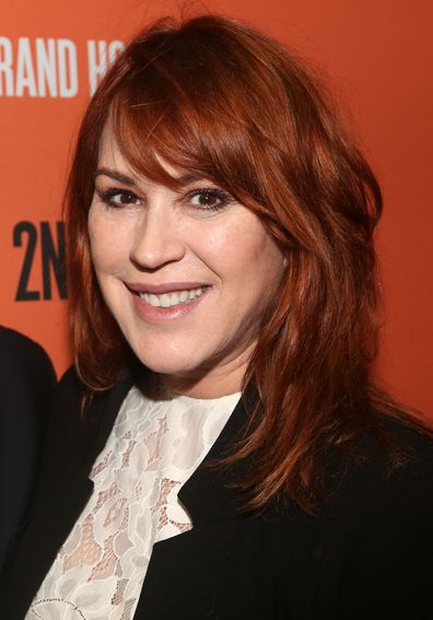 Pretty in Pink cast, then and now, gallery, Molly Ringwald