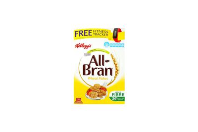 Kellogg's All-Bran Wheat Flakes