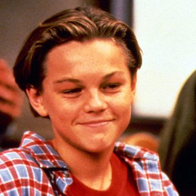 Leonardo DiCaprio as Luke Brower: Then
