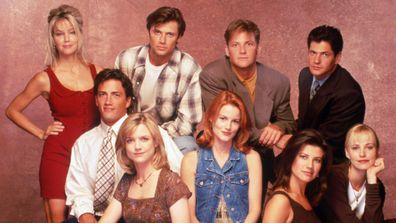 Melrose Place cast, then and now, photos