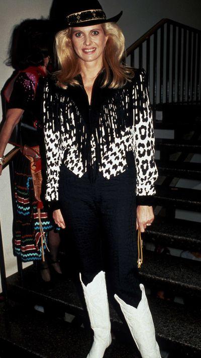 Yee-ha! Cowgirl Ivana, 1989.
