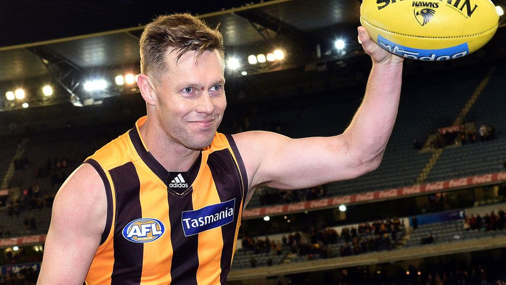 Hawk Lewis won't join Mitchell in AFL exit