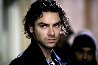 <B>The vampire:</B> This 100-year-old vampire (Aidan Turner) works as a hospital janitor, avoids drinking human blood, and generally tries to keep out of mischief. Like most vamps he has no reflection, is super strong, and devilishly handsome. Unlike most vamps, John can actually survive in daylight.<br/><br/><B>Scare factor:</B> John is a mild-mannered vampire — the patents at his hospital are more gruesome than he is.