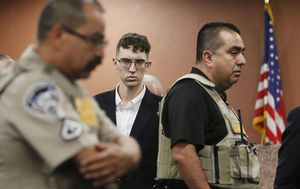Alleged El Paso gunman pleads not guilty to 22 murder counts