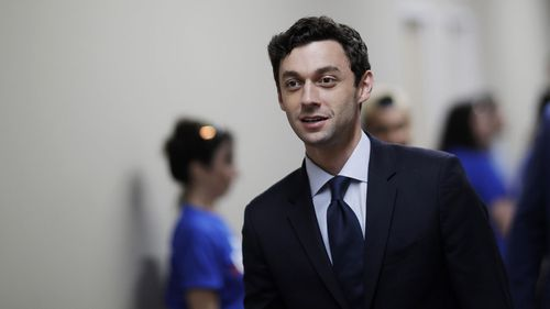 Jon Ossoff would be the first Jewish senator from Georgia, if elected.