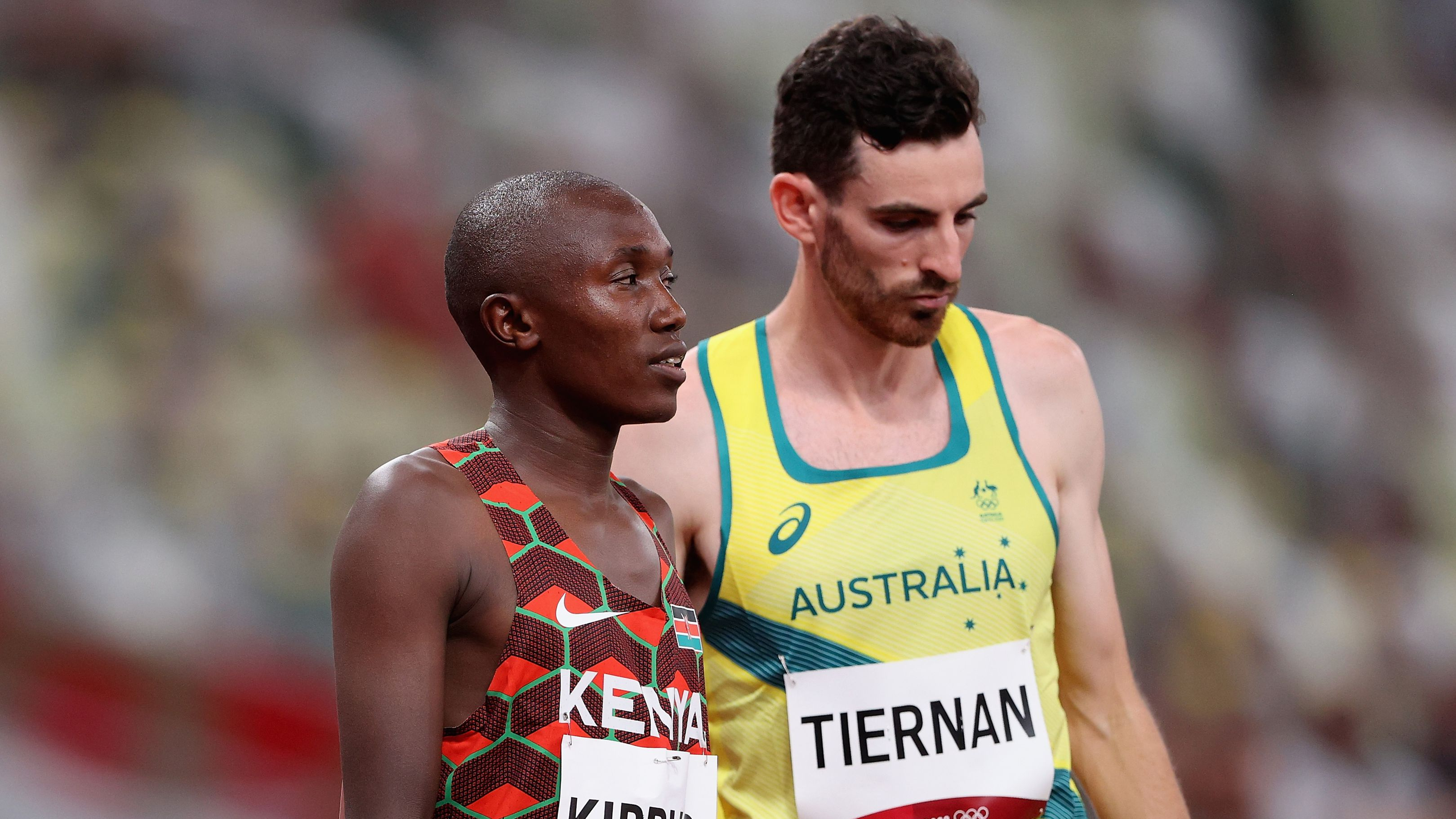 Aussie speaks out after 'heroic' Olympic finish