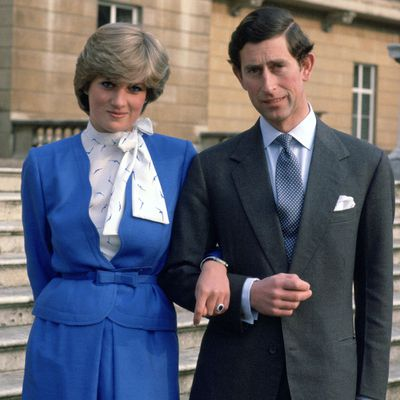 Prince Charles and Lady Diana Spencer, 1981
