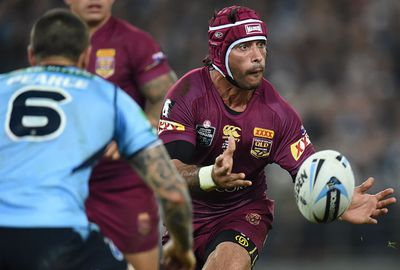 He also starred again at State of Origin level...