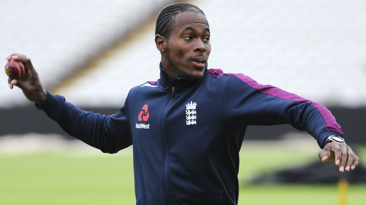 England overlook World Cup star Jofra Archer in Ashes opener, James Anderson back
