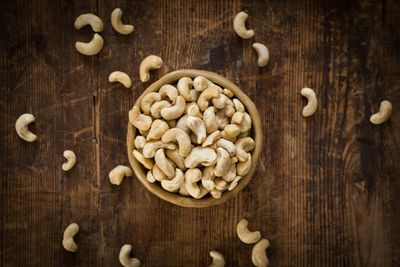 <strong>Cashews</strong>