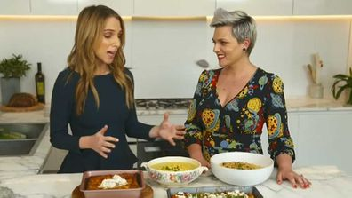 How to make an exquisite dinner from a tinToday Extra's Britt Cohen and 9Honey Food Editor Jane de Graaff make an exquisite dinner from a tin