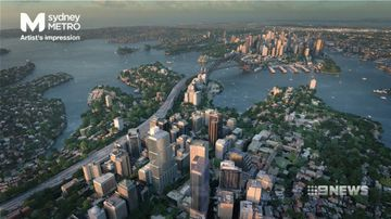 First glimpse into Sydney's transport future