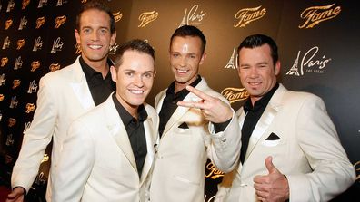 Human Nature in Las Vegas in 2009.