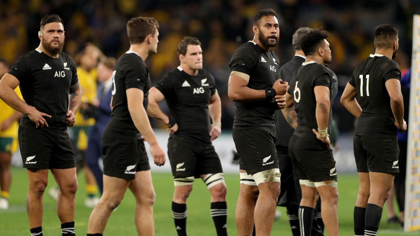 All Blacks downcast after record loss