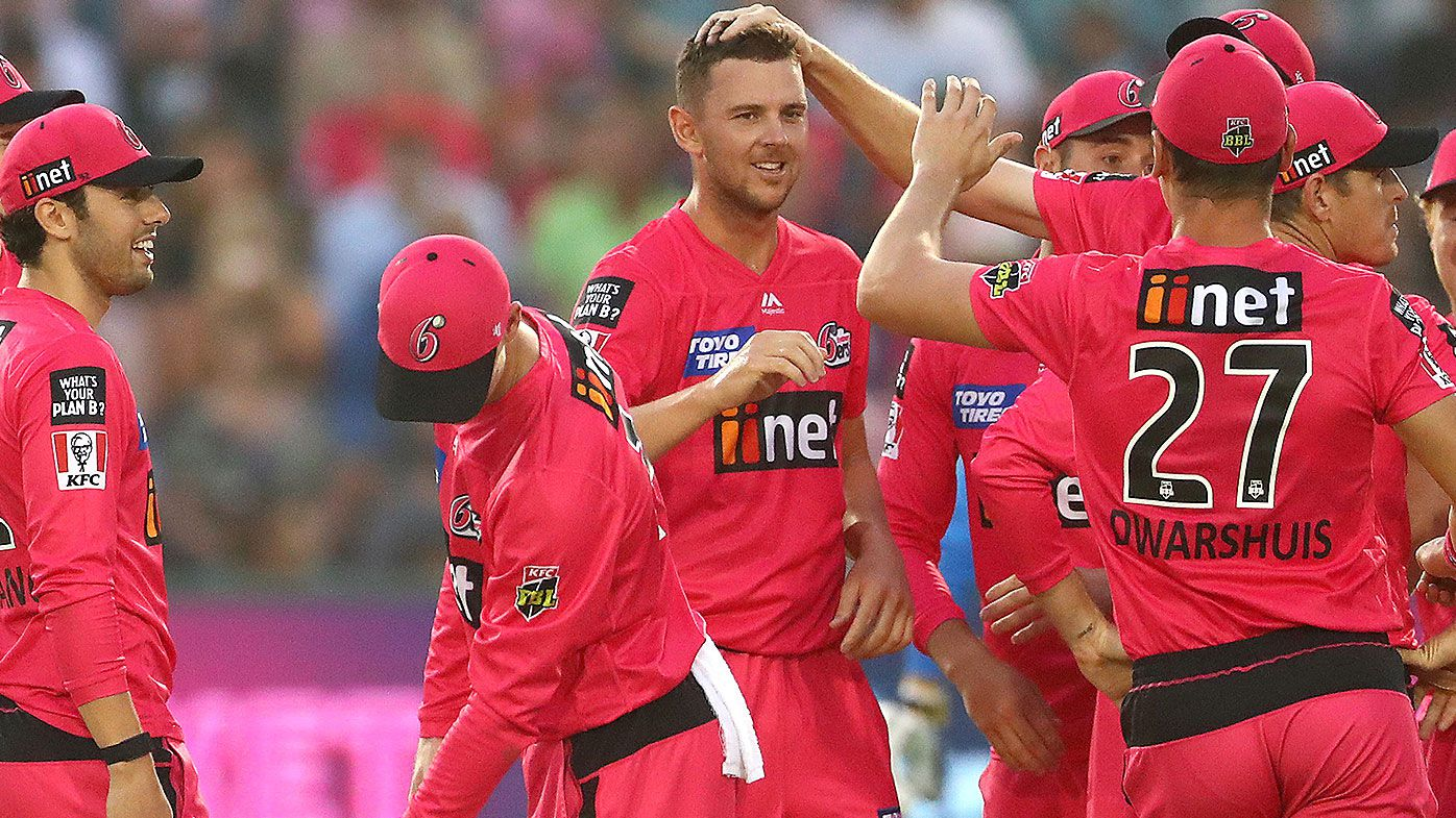 Philippe, Hazlewood star in Sixers BBL win