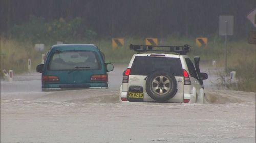 NSW floods rain Kemspey