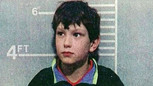 Jon Venables was arrested over James Bulger's murder eight days after the crime.
