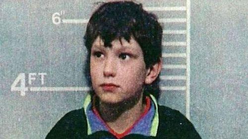 Jon Venables was arrested over James Bulger's murder eight days after the crime.