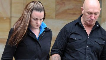 Woman admits to lying about partner's role in fatal truck crash