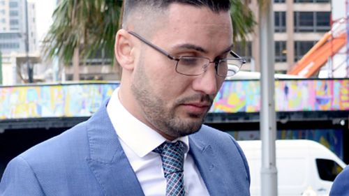 Mehajer will now spend two weeks in segregation.