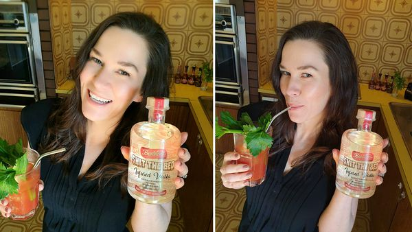 Renae Bunster hot sauce company releases vodka