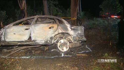 Man charged after passenger dies in fiery WA crash
