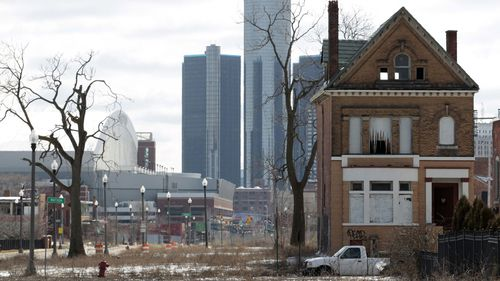 Once the wealthiest city in the world, Detroit is now synonymous with urban decay and poverty.