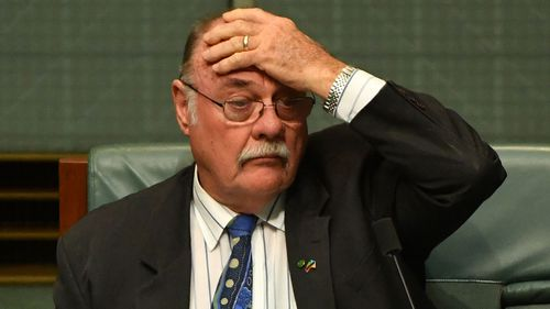 Warren Entsch is one of the Coalition's most outspoken backbenchers.