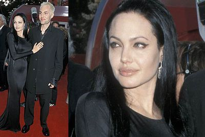 Who invited Morticia Addams to the Oscars?