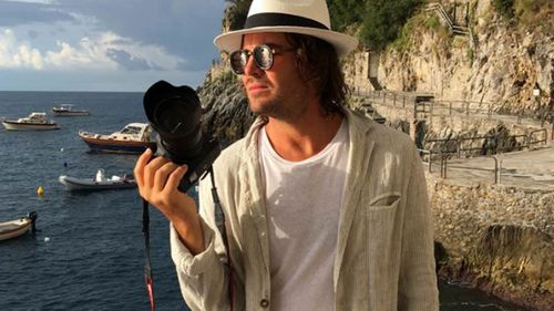 Photographer and founder of Enki Eyewear Jesse Walker.