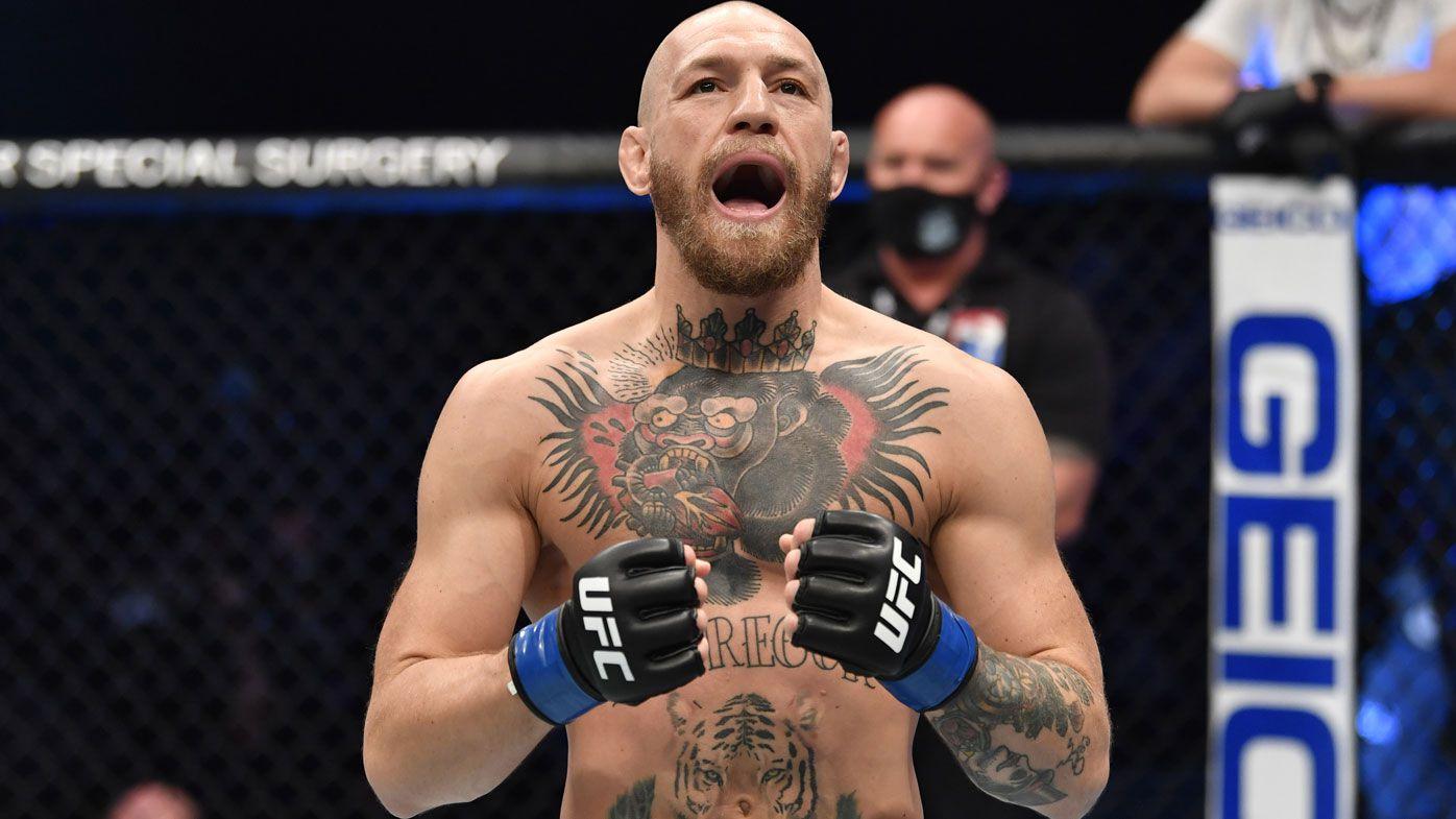 Conor McGregor will 'never' reach his peak again, says Khabib Nurmagomedov