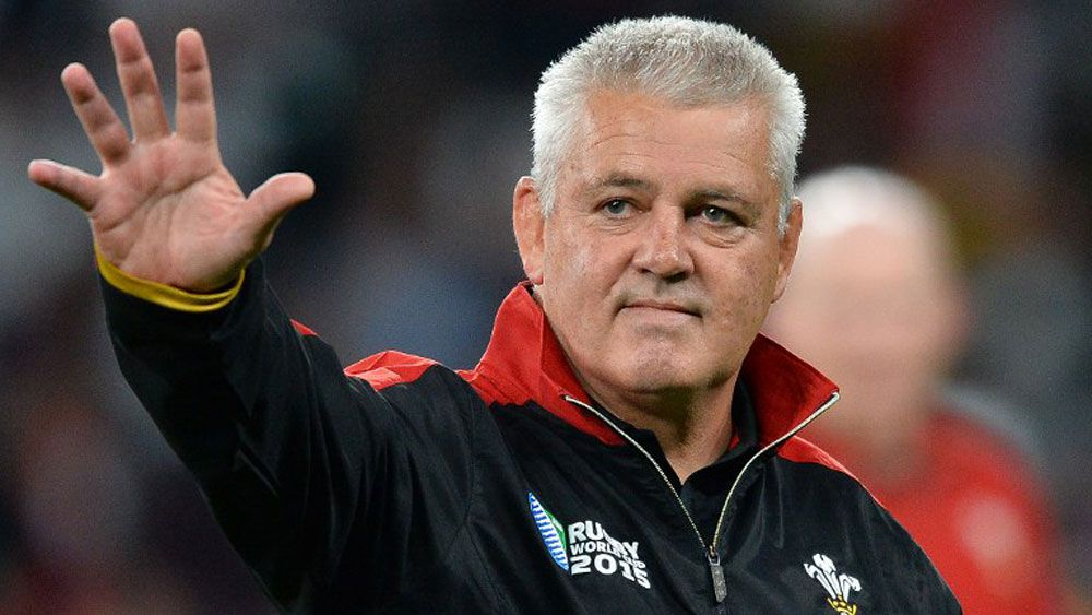 Warren Gatland has been named as head coach of the British & Irish Lions for next year's tour of New Zealand.(AFP)
