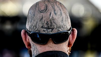 neo-Nazis in Germany celebrate Hitler's birthday with rock festival