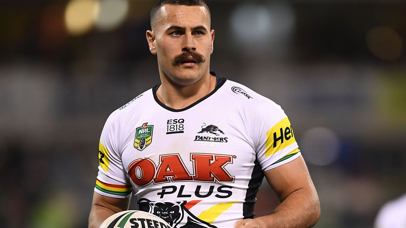Penrith Panthers' Campbell-Gillard cops broken jaw