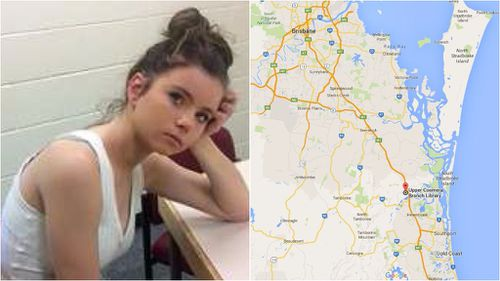 Search for teenage girl missing from Upper Coomera enters fourth day