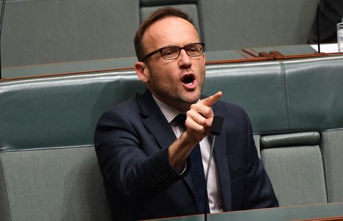Greens MP Adam Bandt is preparing to bring a no confidence motion to Parliament against Peter Dutton.