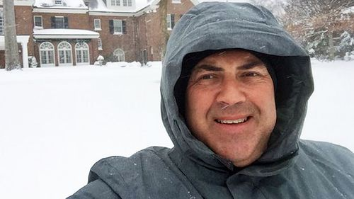 Hockey among Aussies snowed in by deadly blizzard