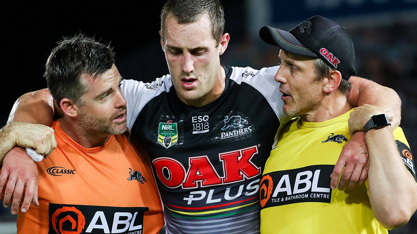 Penrith Panthers in big win over Cowboys but lose Isaah Yeo