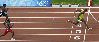 Bolt's greatest rival