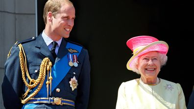 Prince William is next in line to the throne after his father Prince Charles.