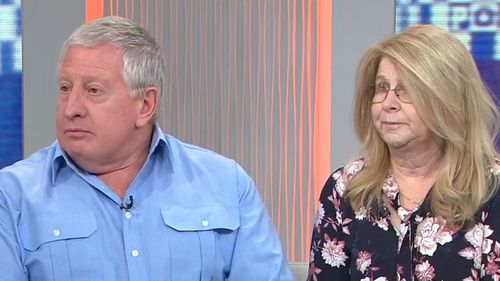 "Mark and Faye Leveson say Gary Jubelin was their ""rock"" during the investigation into their son's disappearance."