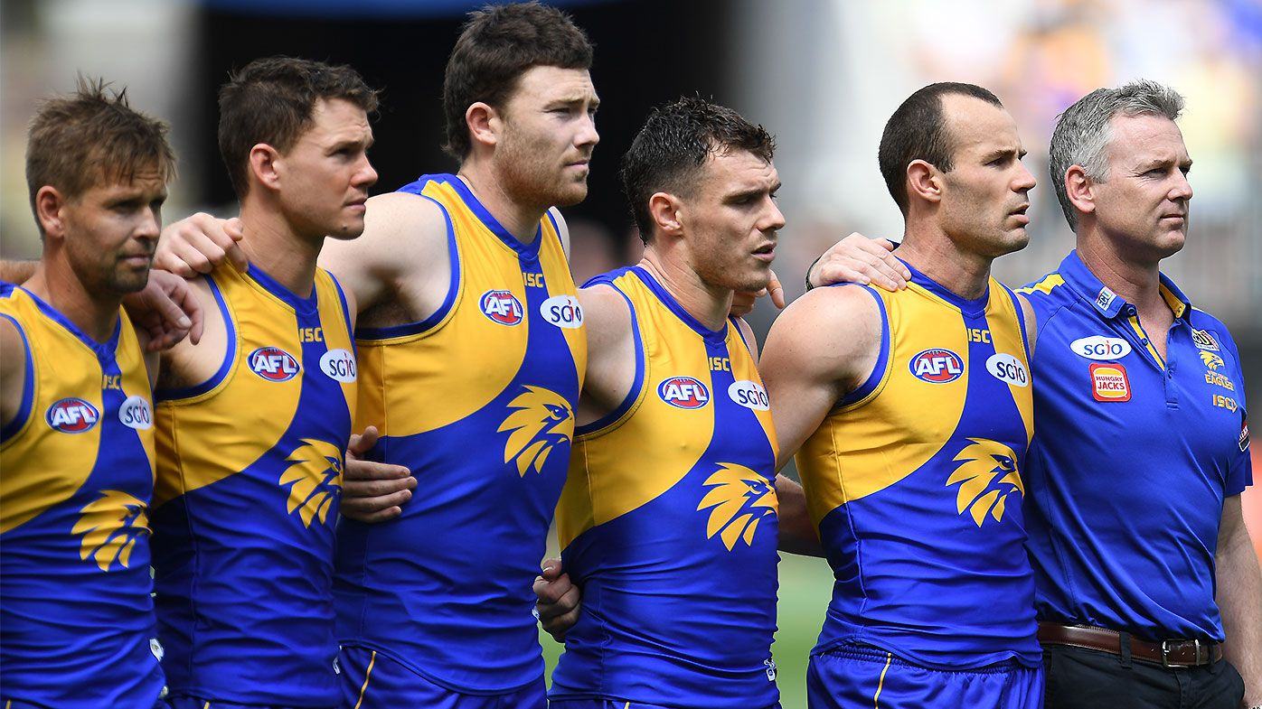 No broken ribs for Jeremy McGovern according to West Coast Eagles
