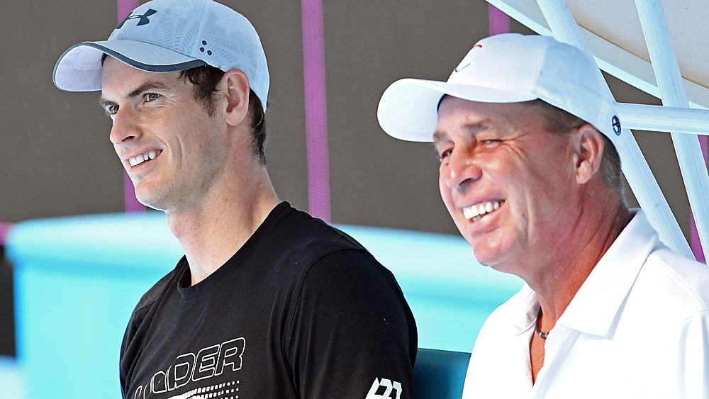 Murrary and Lendl part for a second time