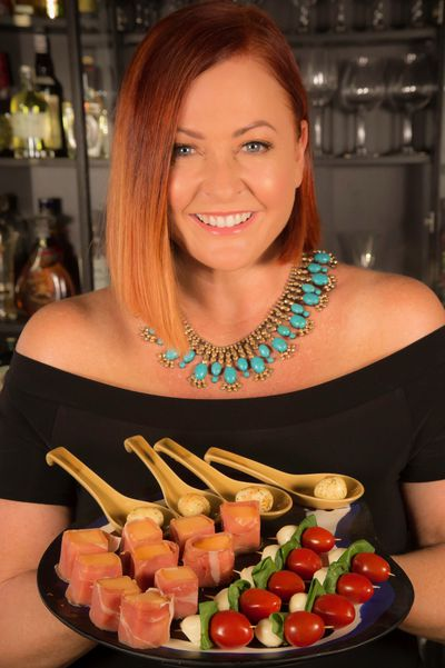 Shelly Horton's low calorie meal