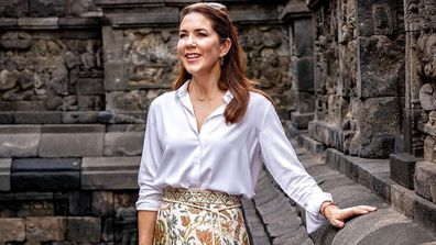 Princess Mary Indonesia day 3