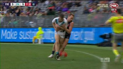 Geelong captain Joel Selwood argues against the AFL bringing in red cards for dangerous conduct