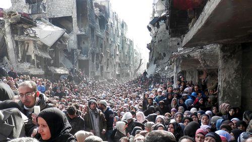 NZ government says no Syria refugee deal