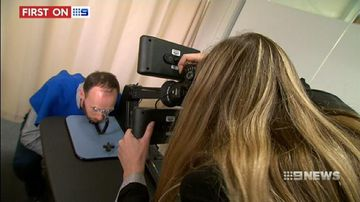 VIDEO: Melbourne researchers put new hair regrowth treatment under the microscope