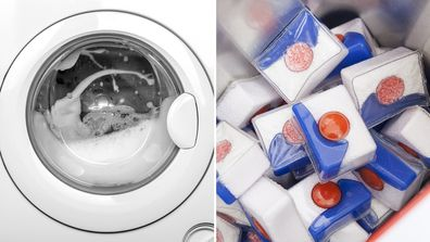 Experts weigh in on viral washing machine cleaning hack