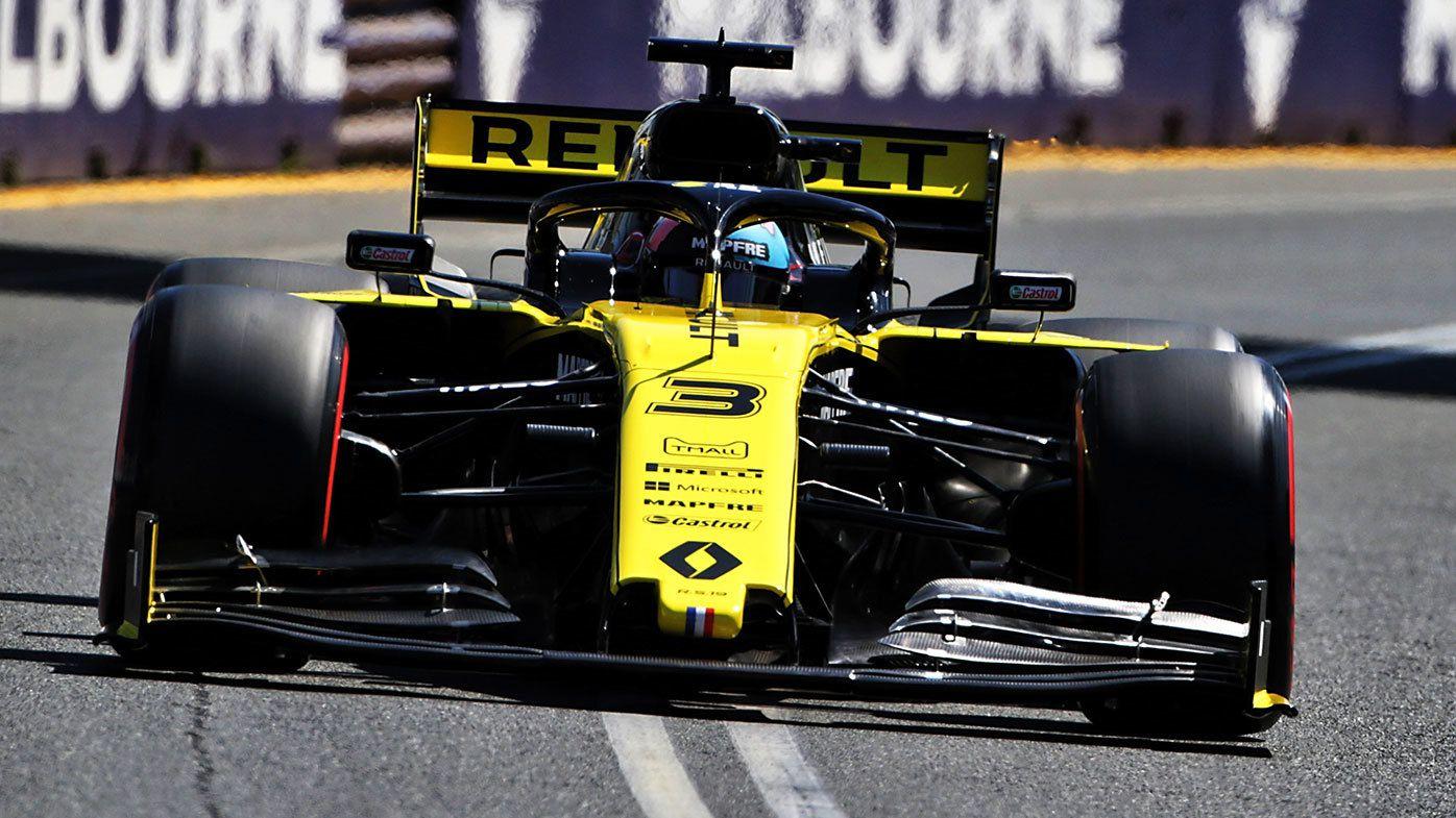 F1 2019 Daniel Ricciardo Dragged Into Red Bull Renault War Of Words